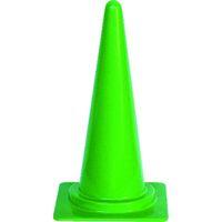 トーグ安全工業 トーグ ソフトカラーコーン緑 GSU70G 1本 354ー5661 (直送品)