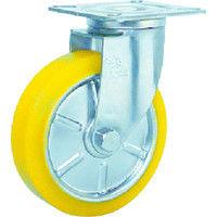 シシクSISIKUアドクライス(株 シシク ステンレスキャスター制電性ウレタン車輪付自在 SUNJ125SEUW 1個 353ー5347 (直送品)