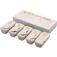 朝日産業 ムシポンカートリッジ 白 MP-061用 (5個入) AS-6 1箱(5個) 326-6362 (直送品)