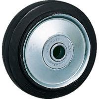 シシクSISIKUアドクライス(株 シシク ゴム車輪のみ 130径 W130 1個 137ー3153 (直送品)