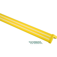 光 光 L型プロテクター1000mm KLSP1001 1本 354ー6268 (直送品)