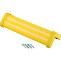 光 光 L型プロテクター300mm KLSP301 1本 354ー6276 (直送品)