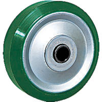 シシクSISIKUアドクライス ウレタン車輪のみ 250径 UW-250 1個 137-3226 (直送品)