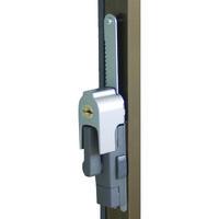 日中製作所 まど守りくん窓の錠 197-SL 1個 310-6233 (直送品)