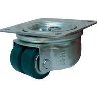 ヨドノ 重量用低床式キャスター YSUTH-50 1個 305-3351 (直送品)
