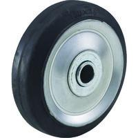 トラスコ中山 TRUSCO 二輪運搬車用車輪 Φ150ゴム車輪 1011用 P150G 1個 303ー3830 (直送品)