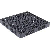 トラスコ中山 TRUSCO α樹脂パレット 超軽量薄型 1100X1100X125 TAP1111S 1枚 512ー3968 (直送品)