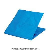 トラスコ中山 TRUSCO パレットカバー 1100X900X1500 ブルー P19B 1枚 126ー0995 (直送品)