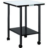 トラスコ中山 TRUSCO ELS型補助テーブルキャスター付500X500X640 ELS500C 1台 500ー8409 (直送品)