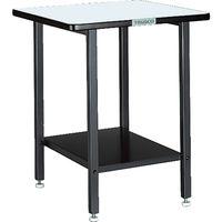トラスコ中山 TRUSCO ELS型補助テーブル 500X500X600 アジャスター付 ELS500 1台 500ー8395 (直送品)