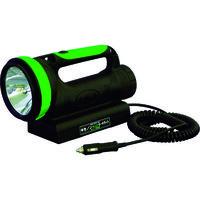 日動工業 懐中電灯 スーパーサーチライト(HID) 充電式35Wキセノン球 HIDL-35W-BA 1個 368-6116 (直送品)