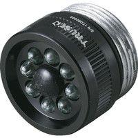 トラスコ中山 TRUSCO TCRー1用LEDキャップ(8球) TVC 1個 284ー9224 (直送品)