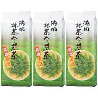 大井川茶園 徳用 抹茶入り煎茶 1セット(1kg×3袋)