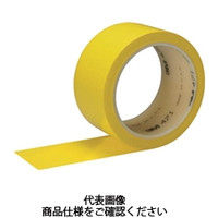 スリーエム ジャパン 3M プラスチックフィルムテープ 471黄 50X18 R 471YEL50X18R 1巻 334ー7401 (直送品)