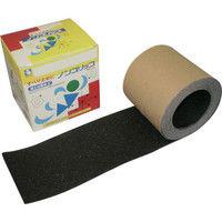 ノリタケコーテッドアブレーシブ NCA ノンスリップテープ 100×5m 黒 NSP1005 1巻 001ー1444 (直送品)