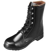 シモン(Simon) 安全長編上靴 FD33 23.5cm 2130190 1足(直送品)