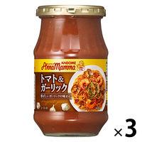 アンナマンマトマト&ガーリック 3個