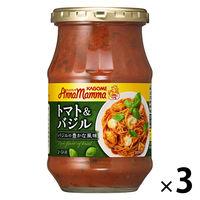 アンナマンマトマト&バジル 3個