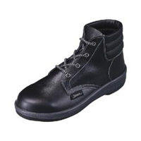 シモン(Simon) 安全編上靴 7522黒 27.5cm 1122500 1足(直送品)