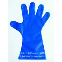 ダイヤゴム(DAILOVE) 耐透過性フィルム手袋SS5双入り T1-SS DT-1(SS) 1袋(5双)(直送品)