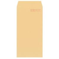 寿堂 コトブキ封筒(クラフト・センター貼り) 長3〒枠あり 1000枚