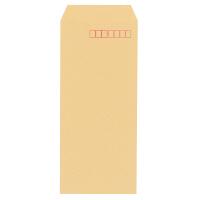 寿堂 コトブキ封筒(クラフト・センター貼り) 長4〒枠あり 1000枚