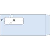 ヒサゴ 窓つき封筒(給与明細書用) MF34T 1箱(1000枚入)