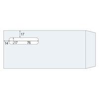 ヒサゴ 窓つき封筒(給与明細書用) MF31T 1箱(1000枚入)
