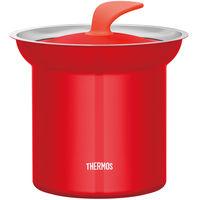真空断熱テーブルスープジャー トマト