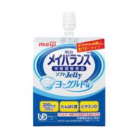 明治メイバランスソフトJelly200(ヨーグルト味) 2671125 1箱(24個入) (取寄品)