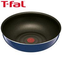 T-fal(ティファール)インジニオ・ネオグランブルー・プレミアウォックパン(炒め鍋) 26cm ガス火専用 1個(取寄品)