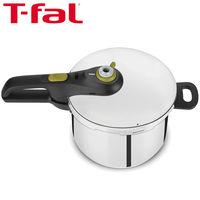 T-fal(ティファール) 片手式圧力なべ IH対応 セキュア ネオ 6L P2530744 (取寄品)