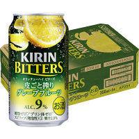 キリンビール ビターズ皮ごと搾りグレープフルーツ 350ml 24缶