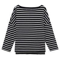 無印 ドロップショルダーTシャツ 婦人S
