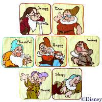 白雪姫 7人の小人タオルセット