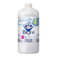 ビオレu泡ハンドソープ マイルドシトラスの香り 詰替え 800mL 1個【泡タイプ】花王