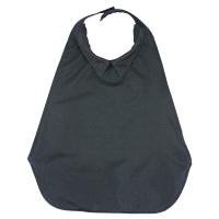 うきうきシャツエプロン/クロ 403785-09 フットマーク (取寄品)
