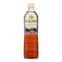 UCC上島珈琲 紅茶の時間 ストレートティー 無糖 930ml 1セット(24本)