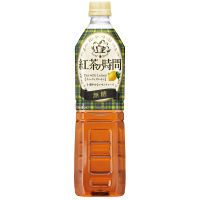UCC上島珈琲 紅茶の時間 ティーウィズレモン 無糖 930ml 1箱(12本入)
