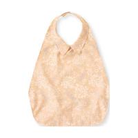 うきうきシャツエプロン/クリーム 403785-80 フットマーク (取寄品)