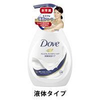 ダヴ(Dove) ボディウォッシュ プレミアム モイスチャーケア 本体500g ユニリーバ