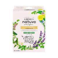 natuvo(ナチューヴォ) 衣類防虫ケア クローゼット用 1箱(3個入り) アース製薬