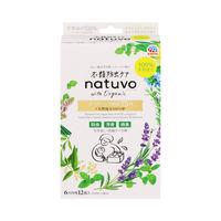 natuvo(ナチューヴォ) 衣類防虫ケア 引き出し・衣装ケース用 1箱(12個入り) アース製薬
