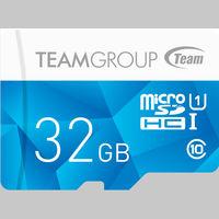 Team SDアダプタ付きmicrSDカード32GB class10 UHS-1 TCUSDH32GUHS40 1枚