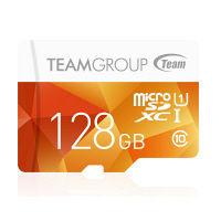 Team製microSD 128GB