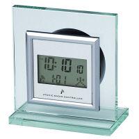 電波置時計 日付表示・アラーム機能