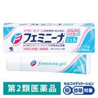 【第2類医薬品】フェミニーナジェル 小林製薬