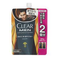 CLEAR(クリア) フォーメン シャンプー 詰め替え用 特大560g ユニリーバ