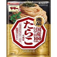 日清フーズ マ・マー あえるだけパスタソース 逸品 たらこ 生風味(1人前×2) 50g 1個