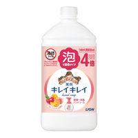 キレイキレイ薬用泡ハンドソープ フルーツミックスの香り 詰替 800mL 1個 【泡タイプ】 ライオン
